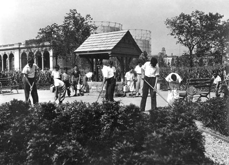 Park Farm Contest NYC dept of Parks&Recreation-1939