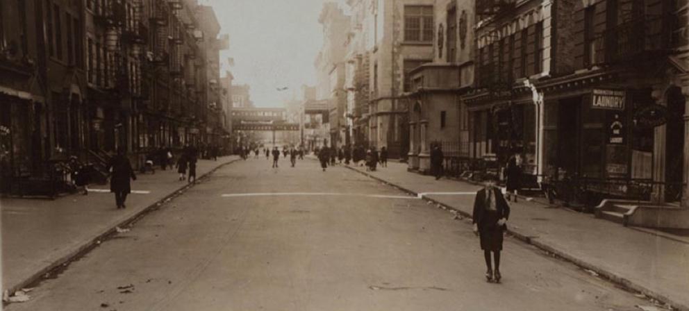 East 119 bw 2nd 3rd Nov 9 1919 nypl
