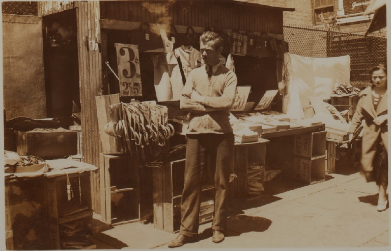 EH may 23 1934 vendor on 1st and 111th St